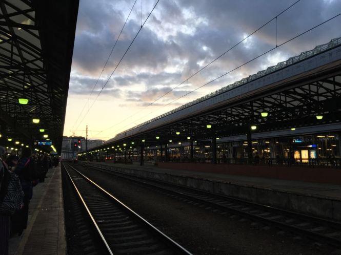 estación praga